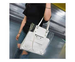 Dazzling Modern Style Soft Women Tote Bag