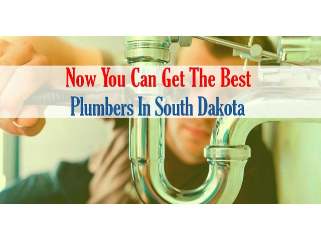 Now You Can Get The Best Plumbers In South Dakota | free-classifieds-usa.com
