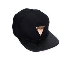 Unisex Trukfit Black Leopard Baseball Cap Snapback Hip-hop Bboy KPOP Adjustable Hat