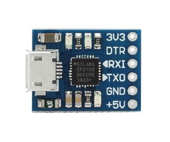 5Pcs CJMCU CP2102 USB To TTL/Serial Module Downloader For Arduino