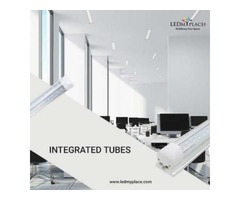 Use LED Integrated Tubes To Make Your Home Brightness An Attractive