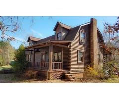 North Carolina Log Cabin Rentals
