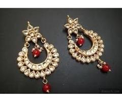 Buy Earrings, Designer jewelery, Wedding Accessories at lowest price