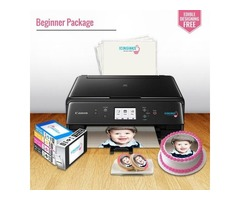 Icinginks Edible Printer Bundles For All Your Edible Printing Requirements At One Place!