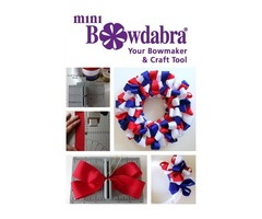 Decorate Your Home This Memorial Day with Patriotic Wreath Bows, Door Bows & More