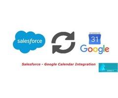Google Calendar Salesforce Integration - Astreait.com