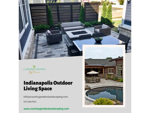 Transform Your Backyard And Outdoor Living Areas With Country Gardens