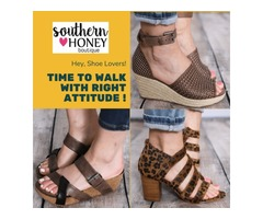 Be Your Own Label with Women's Designer Shoes from Southern Honey