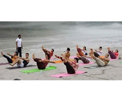 200 hours   Hatha Yoga Teacher Training Course Rishikesh