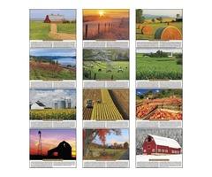 Farmers Almanac Wall Calendar