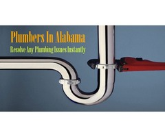 Plumbers In Alabama- Resolve Any Plumbing Issues Instantly | free-classifieds-usa.com