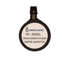 Trichloroethylene Vapor Badges