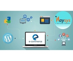 Inaysys brings best services for Ecommerce website Development in USA