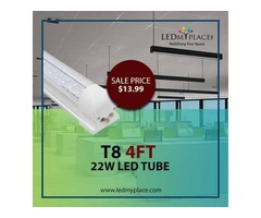 Buy Now the Best T8 22w LED Integrated Tubes