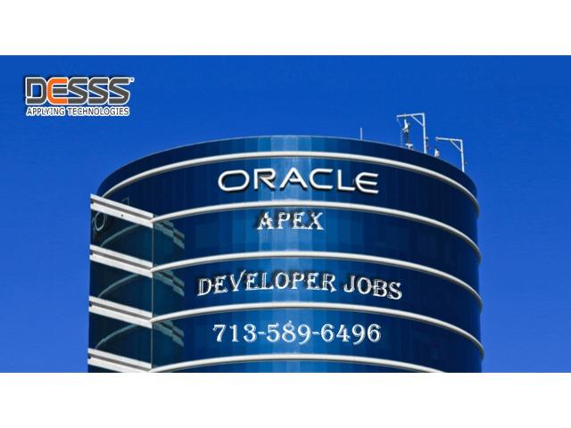 Senior Oracle APEX Developer jobs Houston | free-classifieds-usa.com