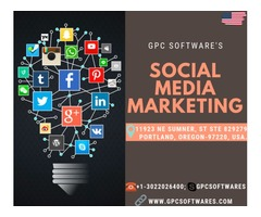 Let GPC Softwares plan your strategy for Social Media Marketing