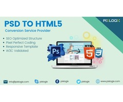 PSD to Responsive HTML5 Conversion Service