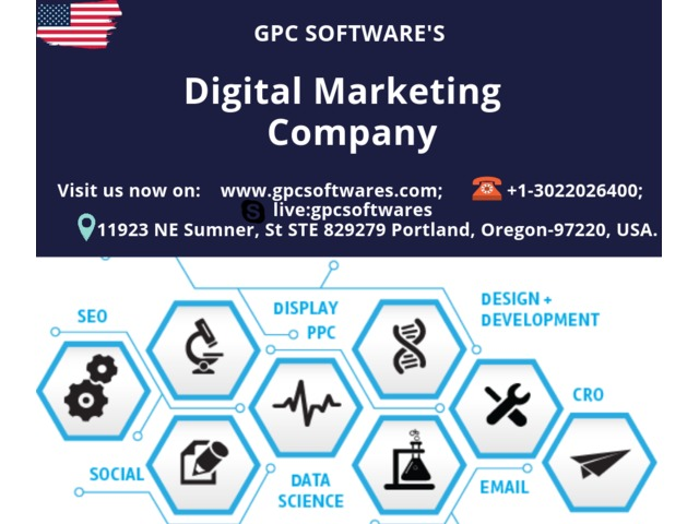 Plan to work with GPC Softwares-The best Digital Marketing