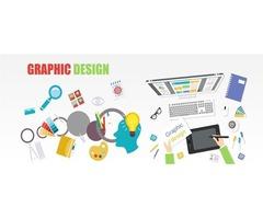 We're a creative graphic design company