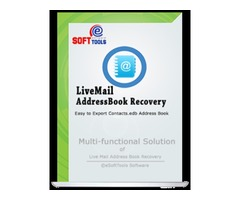 eSoftTools LiveMail AddressBook Recovery tool | free-classifieds-usa.com