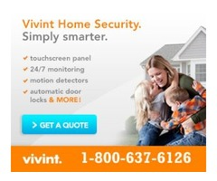 Vivint Smart Home Application to Protect your Home