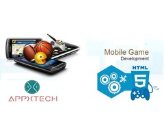 HTML5 Game App Development Services