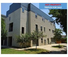 ✔Amazing Triplex Investment Property for Sale in Dallas