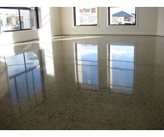 Polish Concrete and Epoxy work