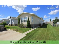 Stony Plain Real Estate Houses for Sale | Ian Chantel