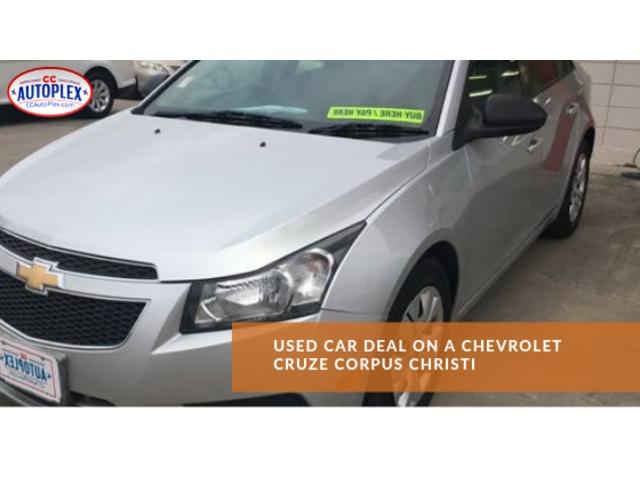 Used Car Deal On A Chevrolet Cruze Corpus Christi | free-classifieds-usa.com