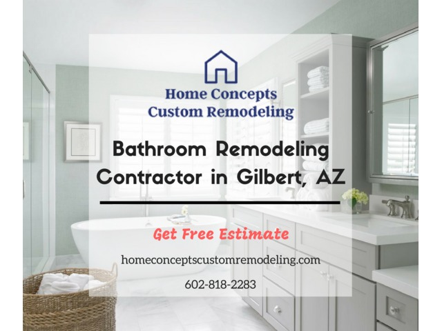 Bathroom Remodelling Contractors in Phoenix, AZ | free-classifieds-usa.com