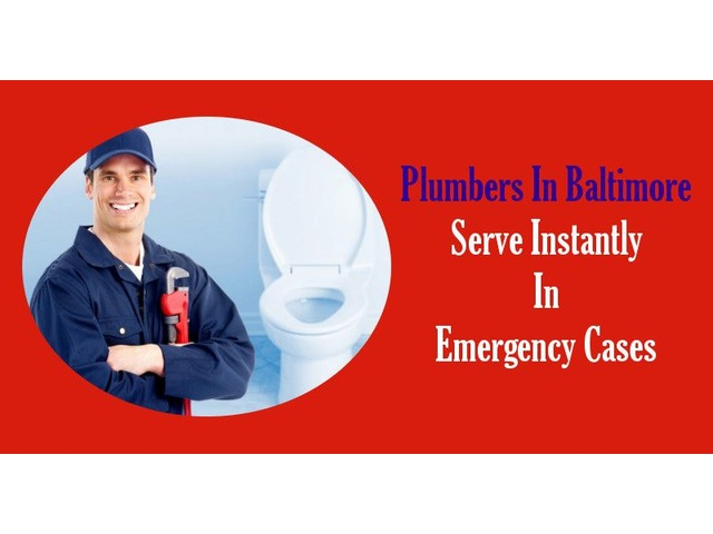 Plumbers In Baltimore Serve Instantly In Emergency Cases | free-classifieds-usa.com
