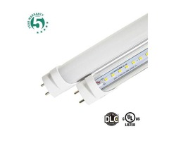 Replace compared to the fluorescent or halogen tubes