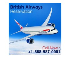 Fly to your dream destination with British Airways