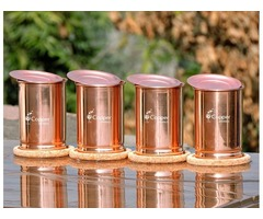 Shop for Unique  Collection of Pure Copper Tumbler at Affordable Prices