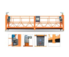 Suspended Platforms | Scaffold Hoist Platform | Height Products | Powered Platforms