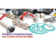 Plumbers In Roseburg Oregon- Now Available All Day And Night