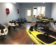 Motorized Powered Jet Surfboards