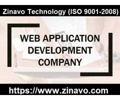 Zinavo | Web Application Development Company in USA