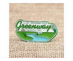 Greenway Custom Soft Enamel Pins