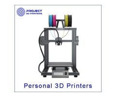 The best Personal 3D Printers | Project 3D Printers