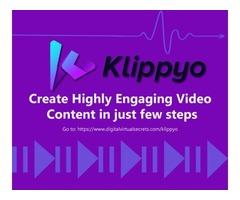 Creating Highly Engaging Videos | klippyo Video Editing Software
