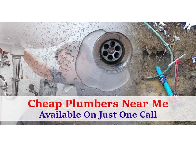 Cheap Plumbers Near Me Available On just One Call | free-classifieds-usa.com