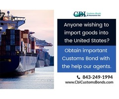 Importance of customs bonds in importing