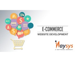 Inaysys is a top rated Ecommerce website development firm in USA