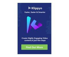 Best editing software making youtube videos | klippyo review