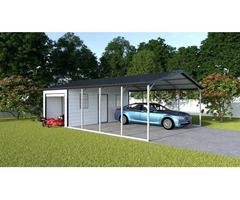 Buy the Most Affordable Metal Carports at Metal Carports Direct