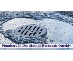 Plumbers In Des Moines Responds Quickly | free-classifieds-usa.com