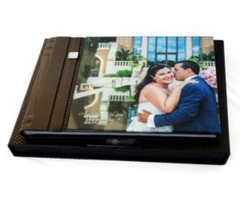 Get One of the Best Selling Acrylic Cover Wedding Album from Album Design Store