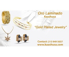 Oro laminado Kaashusa Wholesale Jewelry | Gold Plated Jewelry